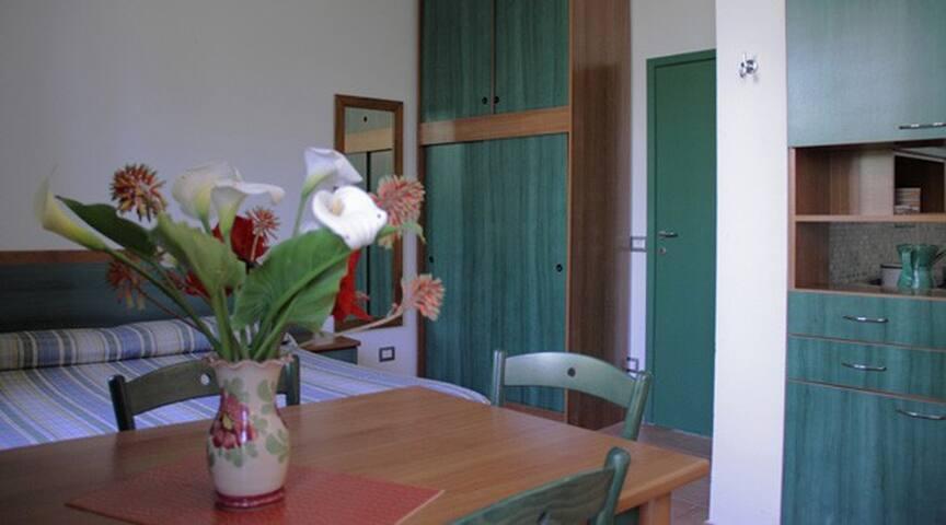 Appartamento in residence a 400 metri dal mare - Serra Alimini I