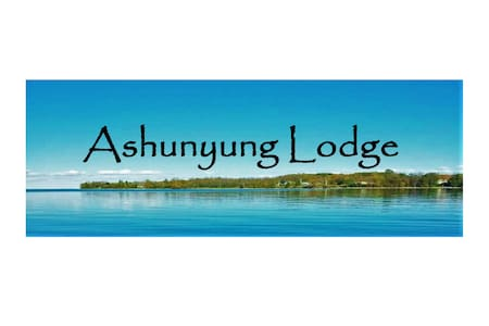 Ashunyung Lodge - stay on a local First Nation - Georgina - Blockhütte