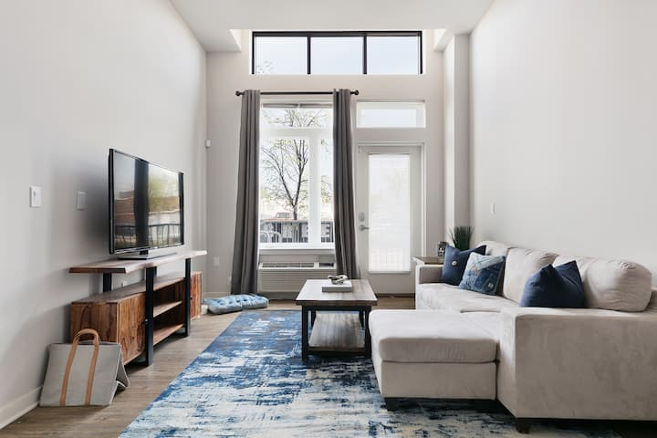 Homey place just for you | 1BR in Jersey City