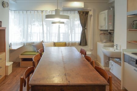 Dormitory, women only, 10 min to Shinjuku  R101 - Suginami-ku - Dormitorio