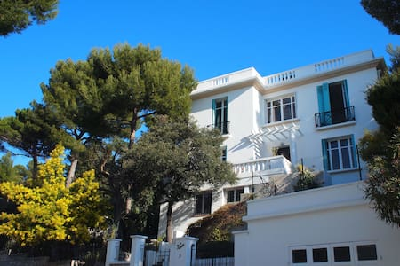 Bed&Breakfast in a beautiful villa - Marseille