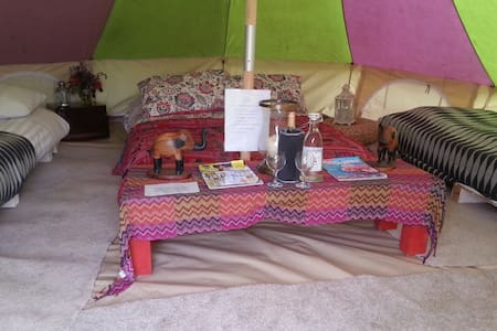 Gorgeous Yurts and Bell Tents  - Munny Upper - Jurte