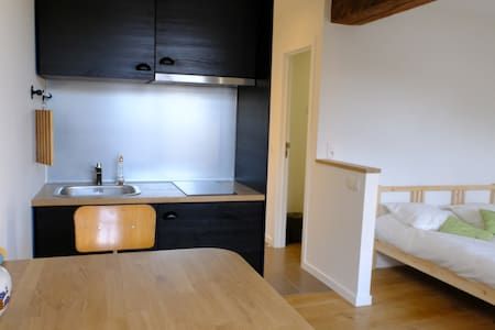 Cozy studio in the city center - Bruxelles - 公寓