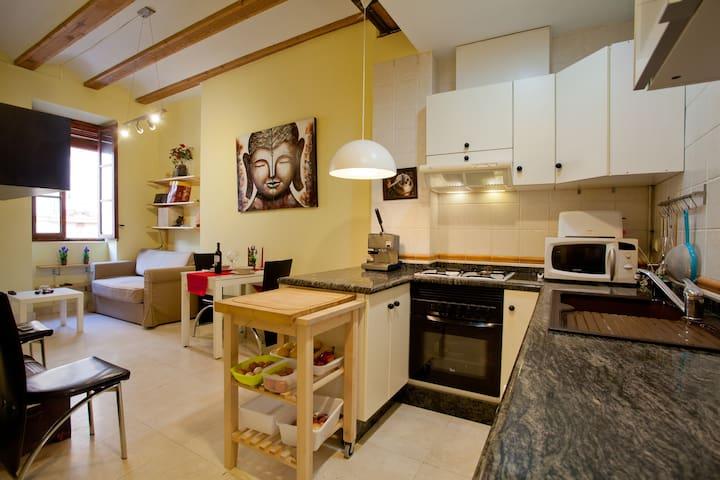 Apartment historic center valecia
