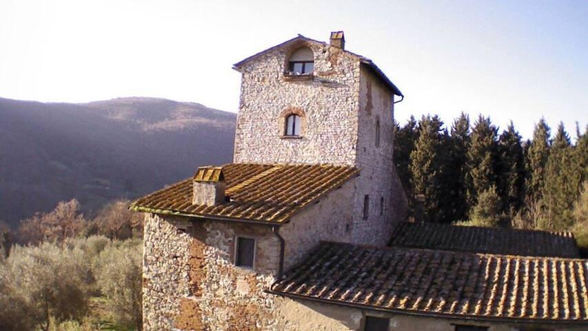 Le Tirle - Medieval Country House - ฟลอเรนซ์ - วิลล่า