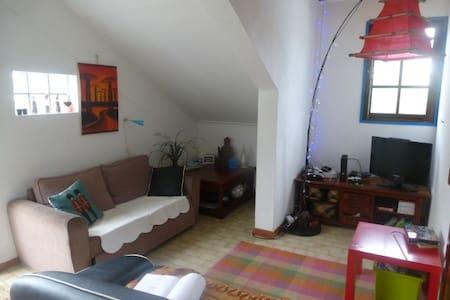 Chambre spacieuse à 5 mn du lagon - La Saline-Les-Bains