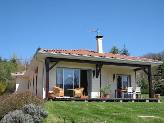 MAISON BOIS PYRENEES - Ore - Casa