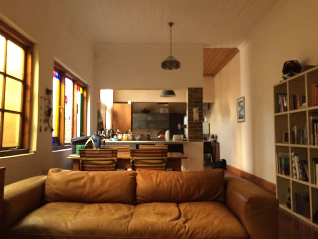 In the heart of Woodstock - Cape Town - House
