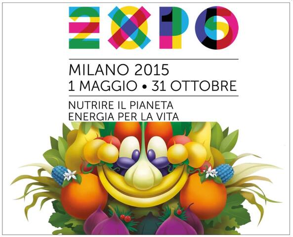 Milan EXPO - 15' by train