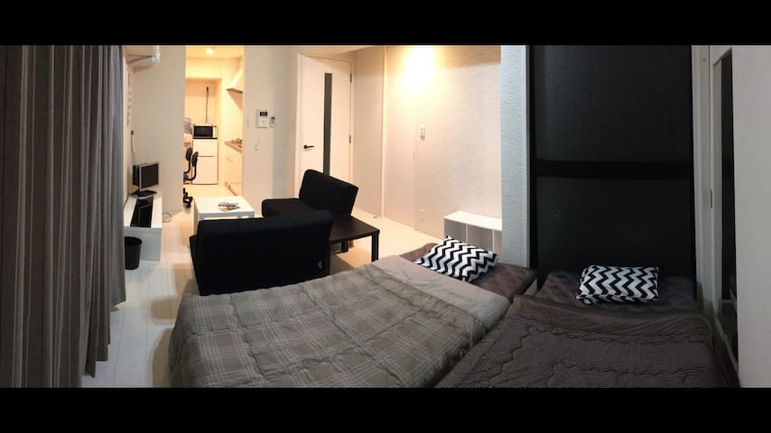 An 8-minute walk from Tenjin Station - Fukuoka - Apartment