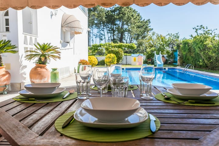 Alecrim Villa - South Coast of Lisbon - Marisol - Huis