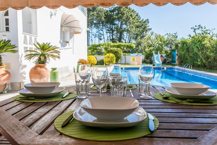 Alecrim Villa - South Coast of Lisbon - Marisol - House