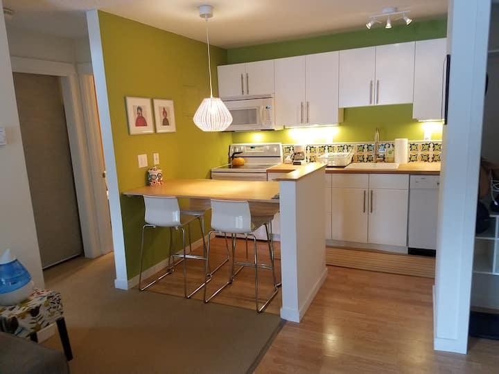 cozy, modern, newly remodeled gem