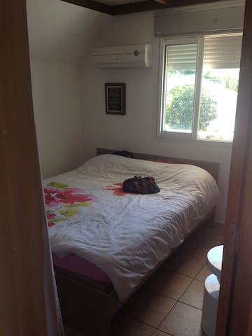Appartement T2 au bord de la mer - Boucan Canot - Condomínio
