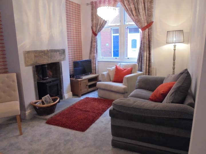 Beautiful 2bed holiday home in the heart of Lytham