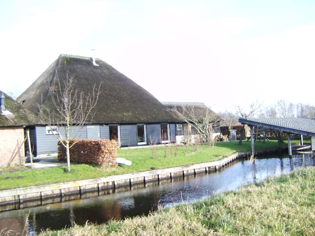 The Appelhof - Giethoorn - Appartamento