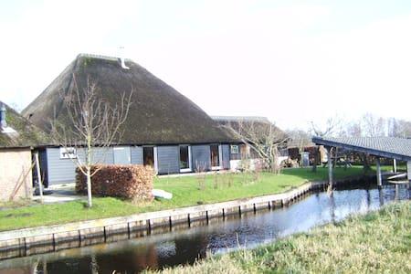 The Appelhof - Giethoorn - Lakás