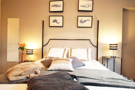 L'échappée belle à Amiens ( 3 clés) - Amiens - Bed & Breakfast