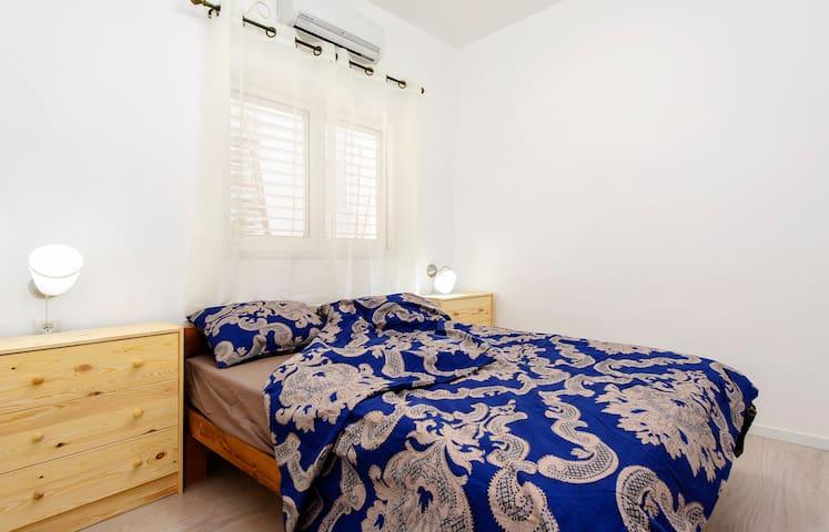 new west bedroom