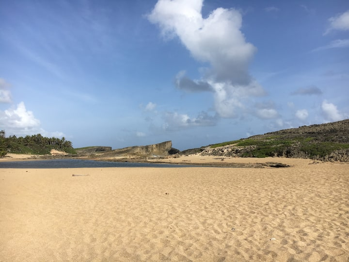 Paradise Cove Beach Front in Arecibo
