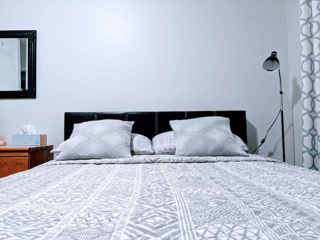 Conveniently Located Comfortable Clean Room(RM 1)