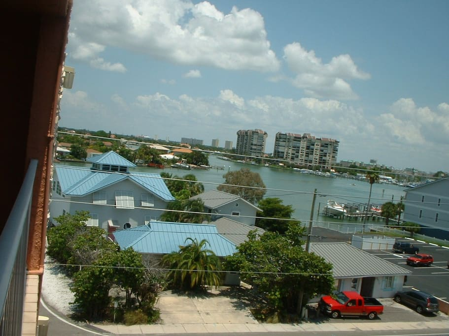 Boca Ciego Bay View from Balcony