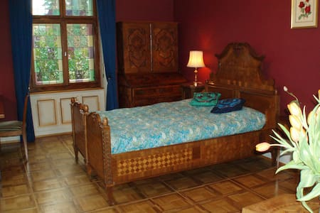 My home is your castle  - Riehen - Bed & Breakfast