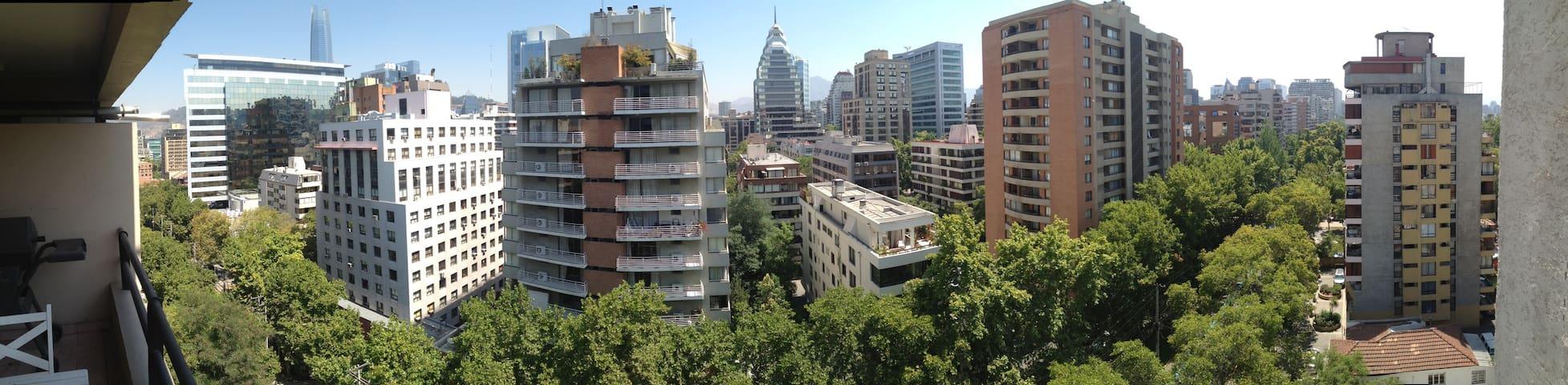 Cosy apartment & well located - Santiago - Apartemen