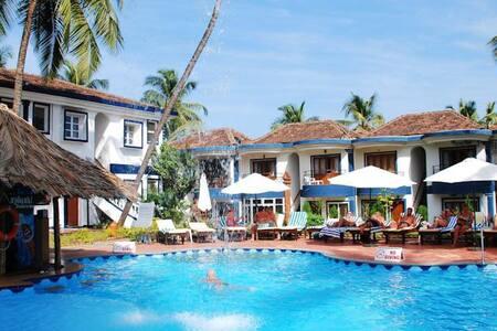 beach hol apt-  Candolim-Goa, Fl. - Bardez - Apartment