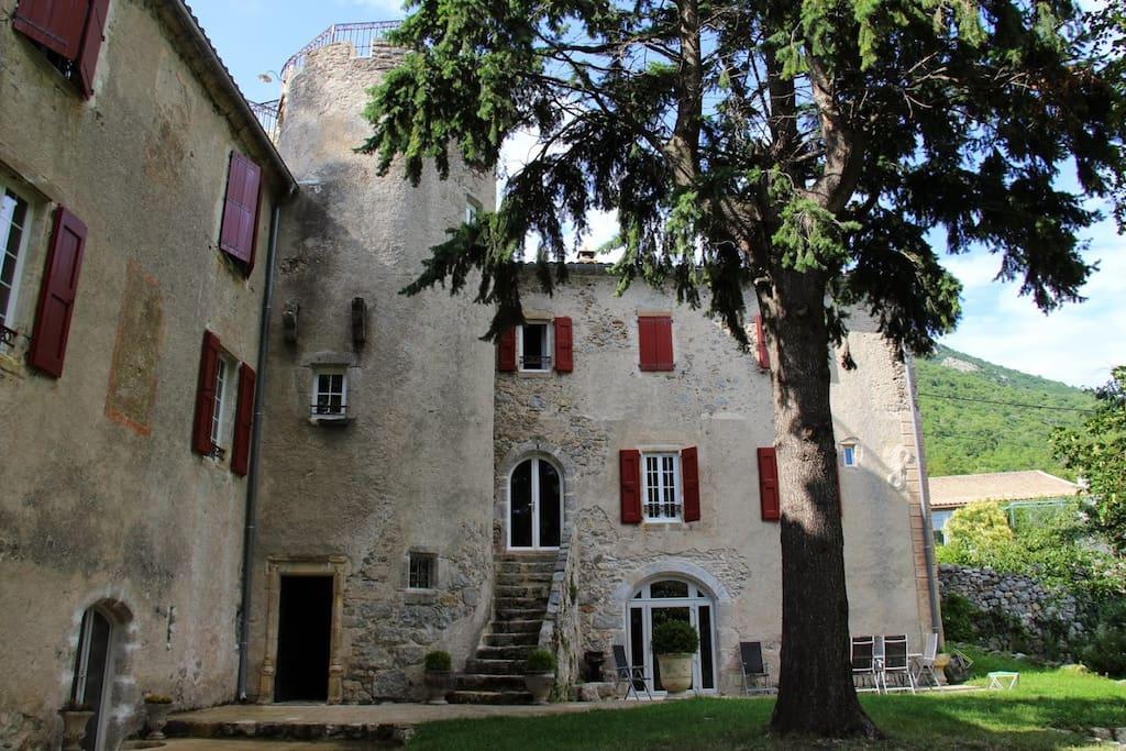 Le Château de la Rode