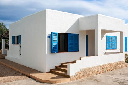 Bungalow Mariano Barber - Es Caló - FORMENTERA - Wohnung