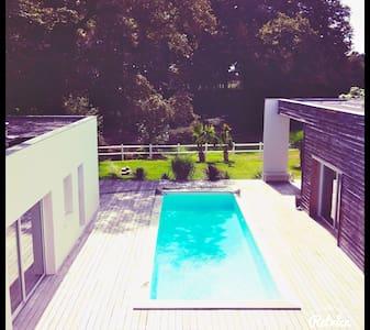maison d'architecte proche Bordeaux - Fargues-Saint-Hilaire