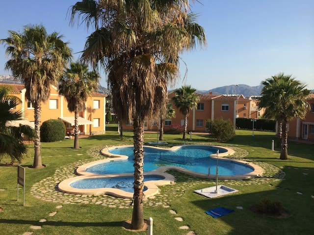 Apartamento 2 hab Oliva Nova Golf