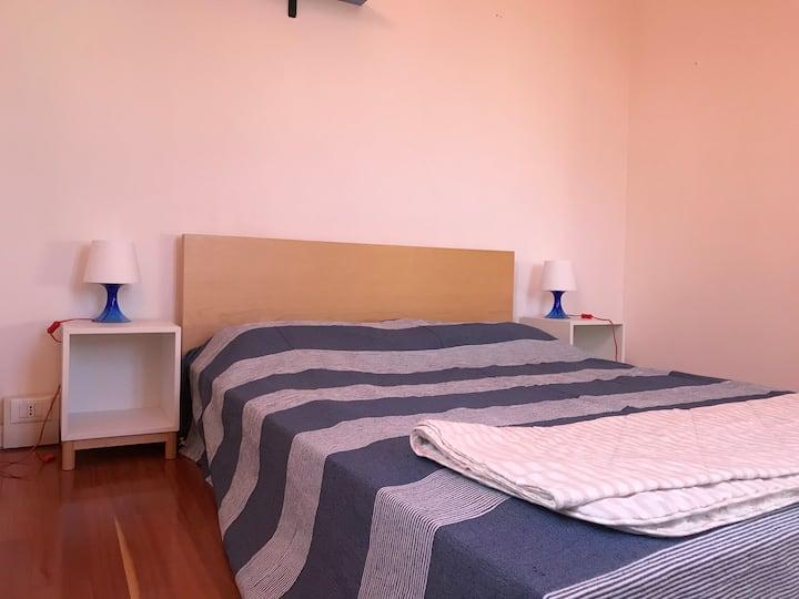 Giardino: stanza per 1/2, Pesaro centro