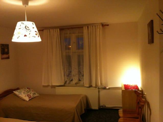 Wygodny, przytulny pokój dla dwojga