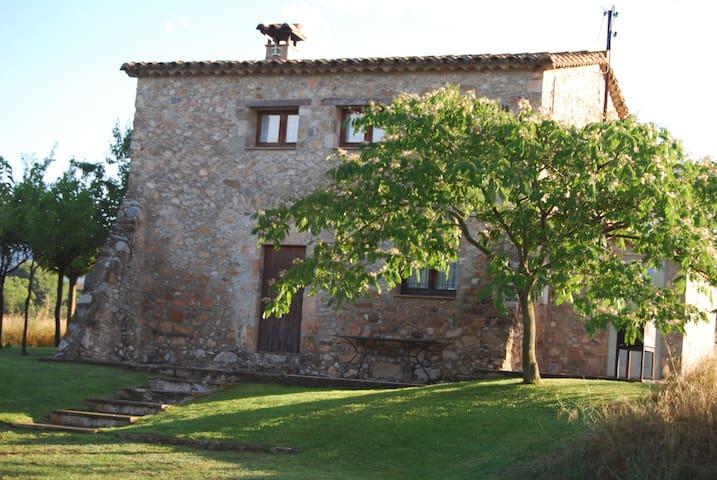 CAL TORT.  HUTG-000332 - Maià de Montcal - Talo