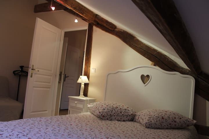"Suite charm  ""Royal Farm"" VERSAILLES - ""DAHLIA"" - Bailly - Apartemen"