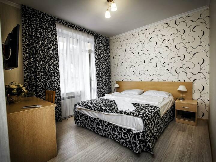 Double Comfort room. Elpida, boutique hotel