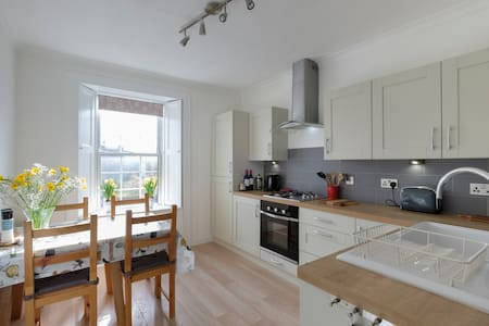 Cottage studio flat, Cramond, 15 min from airport
