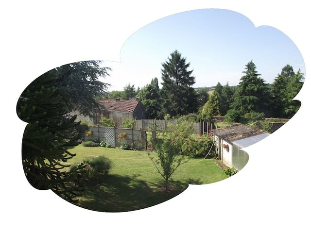 Puy du Fou - Chambres d'hôtes - Mauléon - Bed & Breakfast