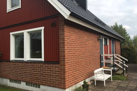 Nice house with easy access to central Gothenburg