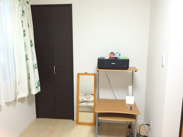 Private room with no disturbance - Kawasaki-shi - Rumah
