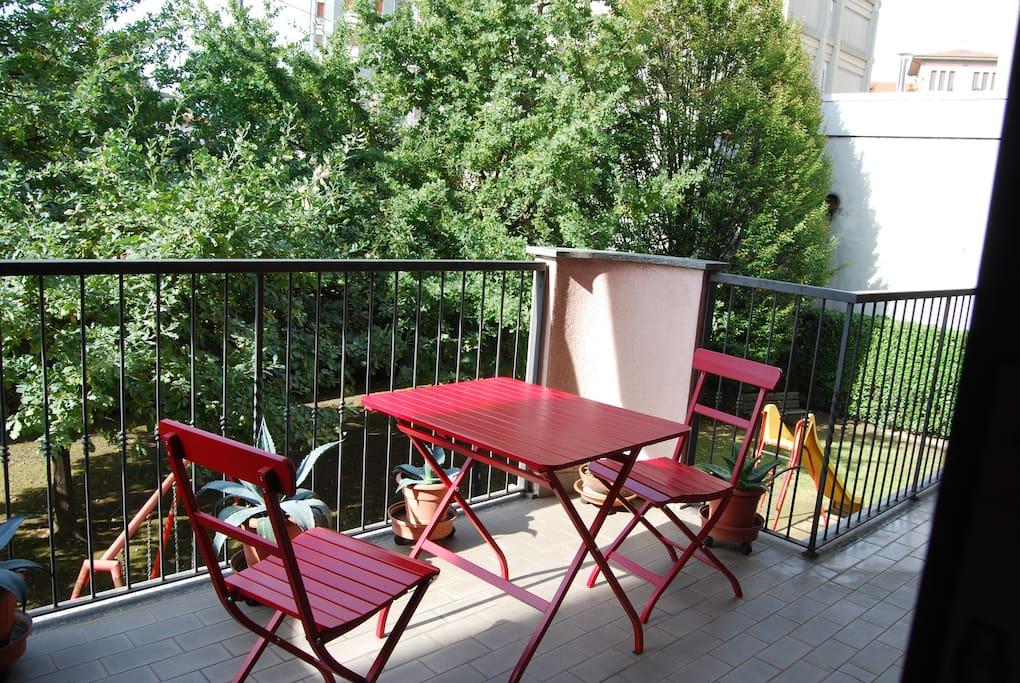 Balcone | Balcony
