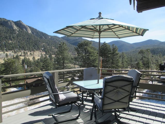 Perfect Mountain Getaway - Estes Park - Casa