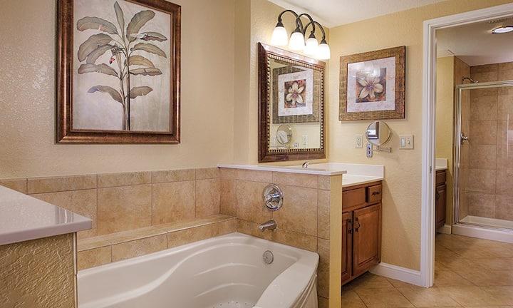 1 Bedroom Condo - Club Wyndham Bonnet Creek
