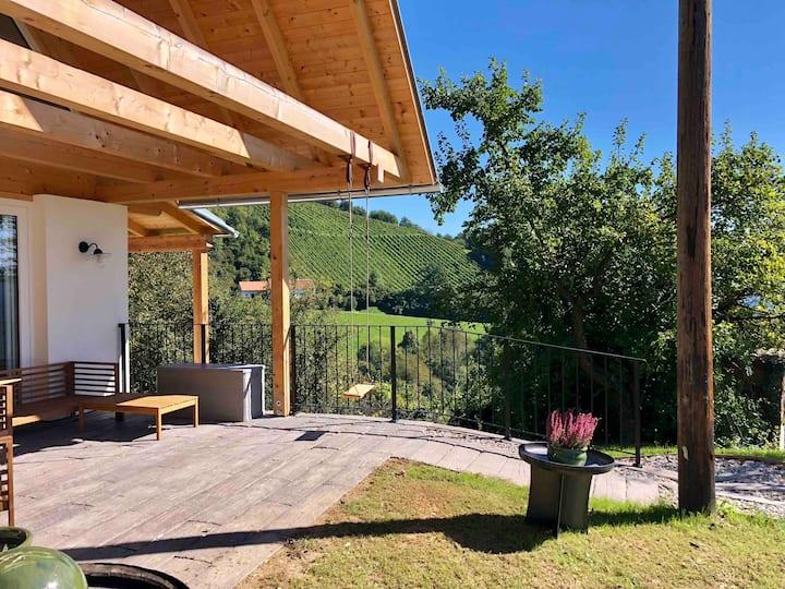Mayerei - Haus in den Weingärten der Südsteiermark