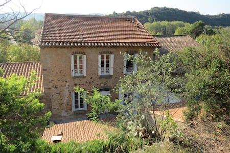 Roquebrun Maison Vigneronne