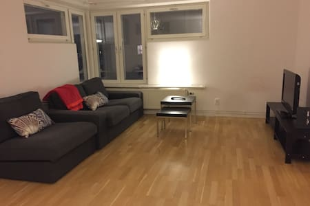 60 sqm apartment only 15 minutes from Stockholm-C - Stockholm