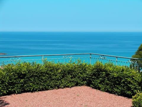 Adriana - Очаровательная вилла с видом на море - 2/3pers