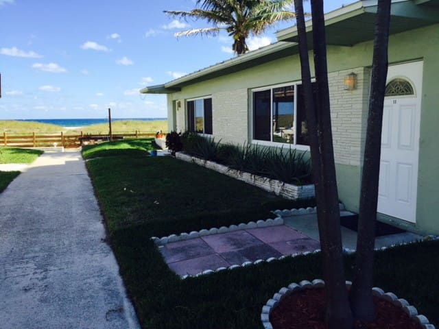 Pompano Beach Private Ocean Cottage On The Beach